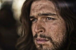 "Portuguese actor Diogo Morgado plays Jesus in the History Channel presentation of ""The Bible"" by Mark Burnett and Roma Downey."
