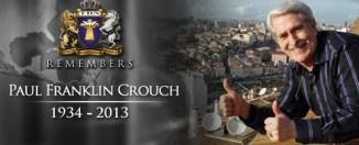 Paul Crouch, TBN founder, died Nov. 30, 2013